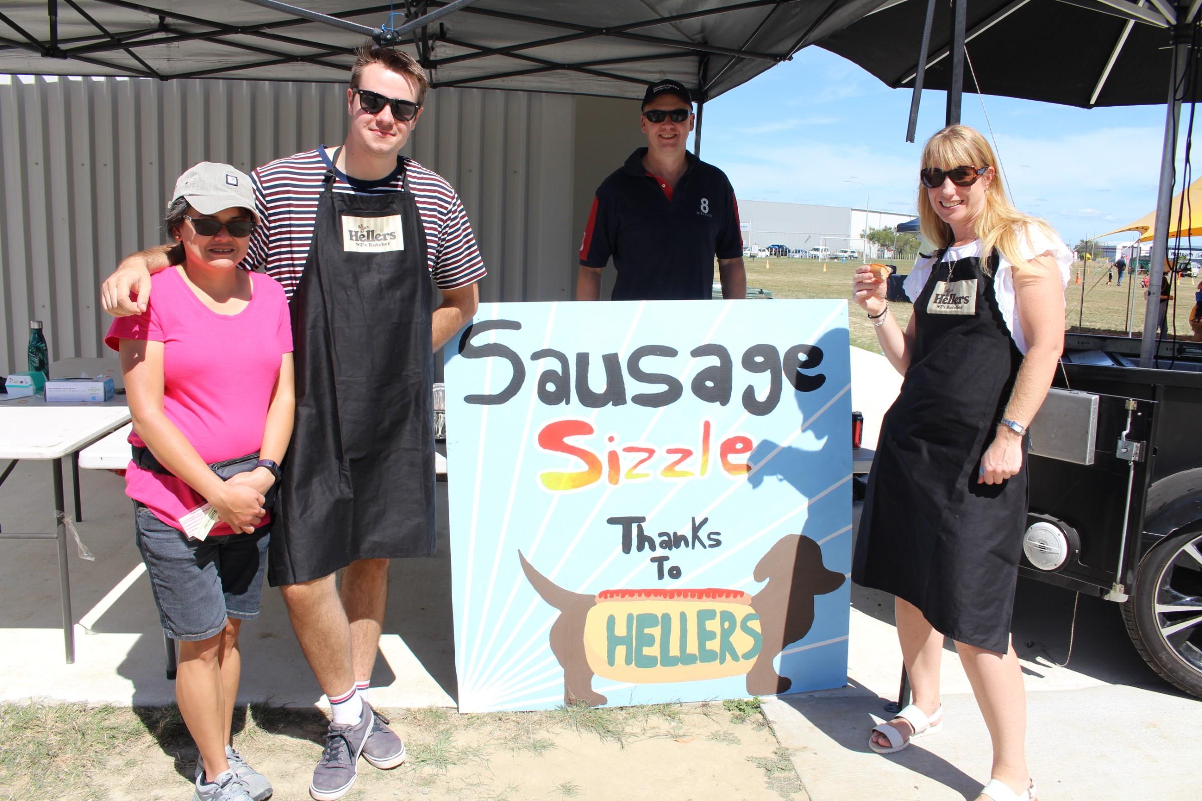 Sausage-Sizzle