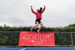 Poppy Celebrates being in Zebulun