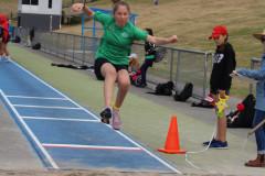 Keira's long jump