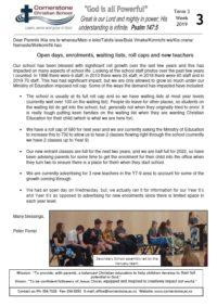 Term 3 Week 3 Newsletter