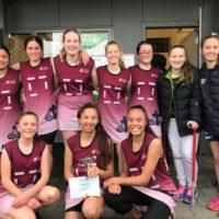 Senior-B Team Become Netball Champions