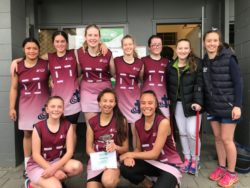 Senior-B Team Become Netball Champions