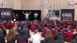 Excel School of Performing Arts Visit