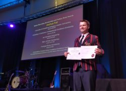 Character Celebrated at Secondary Prize Giving
