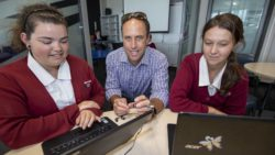 Mr Mac Wins National Excellence In Teaching Award