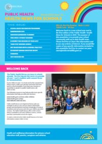 Public Health Newsletter
