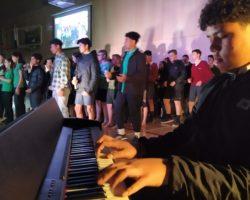 Zebulun's Blessing win Tribe Singing