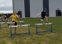Primary Athletics Almost Three Way Tie