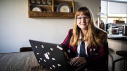 Hanna Recognised for Refugee Work